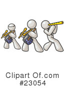 White Collection Clipart #23054