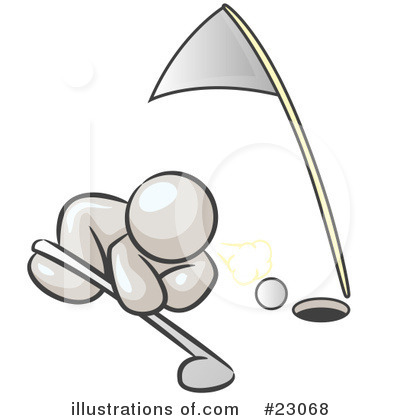 White Collection Clipart #23068 by Leo Blanchette
