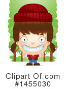 White Girl Clipart #1455030 by Cory Thoman