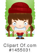 White Girl Clipart #1455031 by Cory Thoman