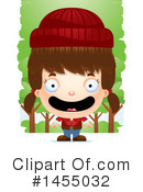 White Girl Clipart #1455032 by Cory Thoman