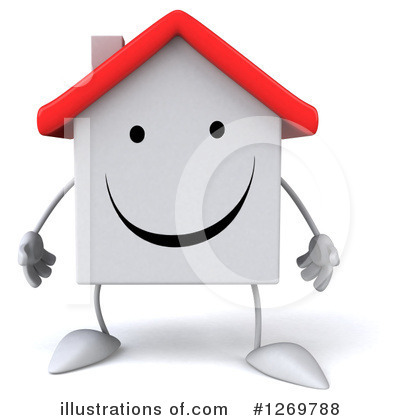 House Clipart #1269788 by Julos