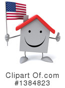 White House Clipart #1384823 by Julos