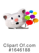 White Kitten Clipart #1646188 by Julos