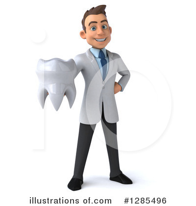 Tooth Clipart #1285496 by Julos