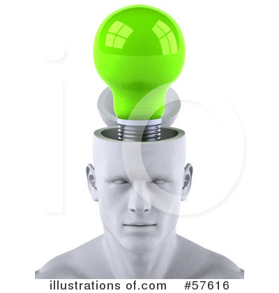 Brain Clipart #57616 by Julos