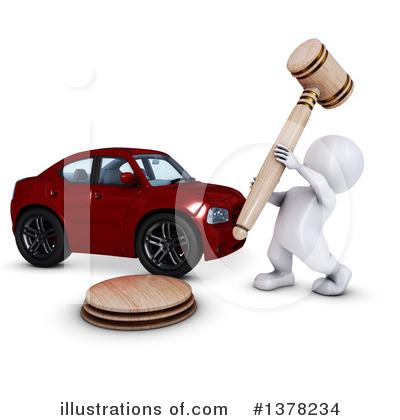 Gavel Clipart #1378234 by KJ Pargeter
