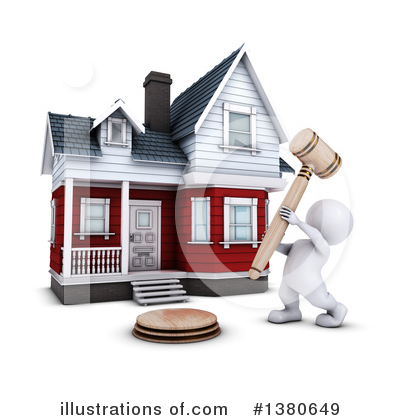 Gavel Clipart #1380649 by KJ Pargeter