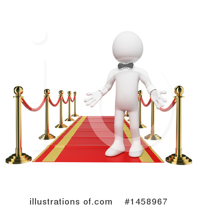 Royalty-Free (RF) White Man Clipart Illustration by Texelart - Stock Sample #1458967
