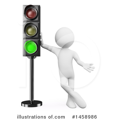 Traffic Light Clipart #1458986 by Texelart