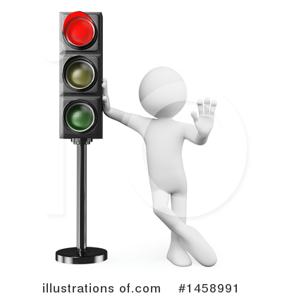 Traffic Light Clipart #1458991 by Texelart