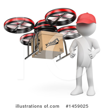 Drone Clipart #1459025 by Texelart