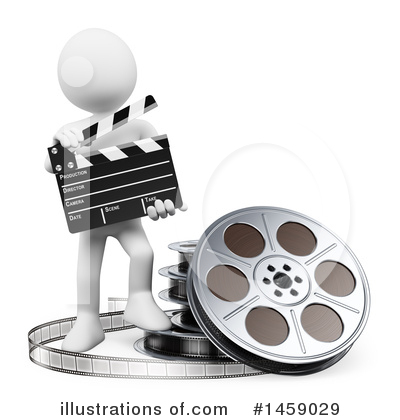 Director Clipart #1459029 by Texelart