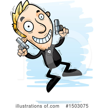 Spy Clipart #1503075 by Cory Thoman