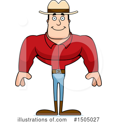 Cowboy Clipart #1505027 by Cory Thoman