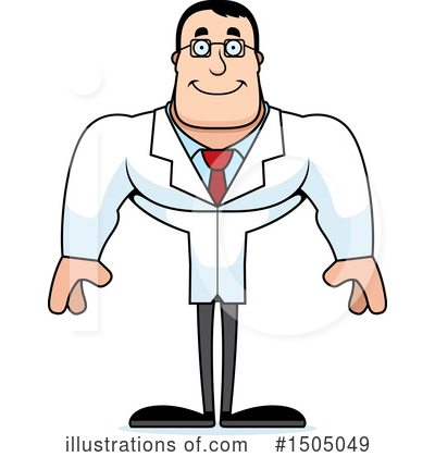 Scientist Clipart #1505049 by Cory Thoman