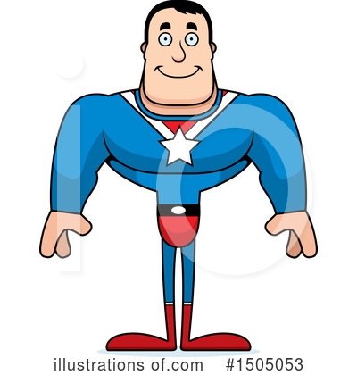 Super Hero Clipart #1505053 by Cory Thoman