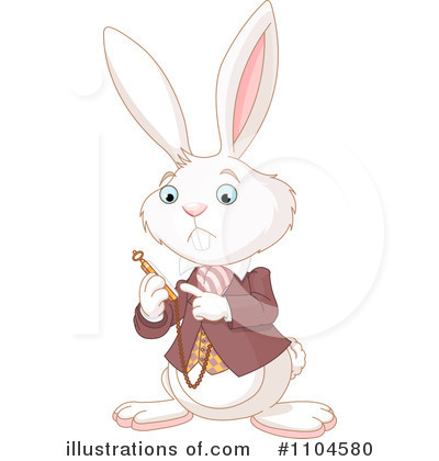 Rabbit Clipart #1104580 by Pushkin