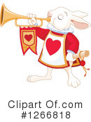 White Rabbit Clipart #1266818