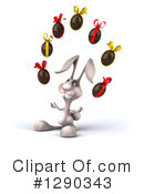 White Rabbit Clipart #1290343