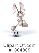 White Rabbit Clipart #1304809