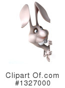 White Rabbit Clipart #1327000