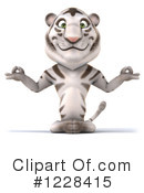 White Tiger Clipart #1228415 by Julos