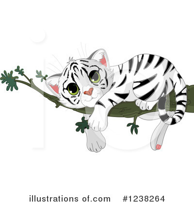 Tiger Clipart #1238264 by Pushkin