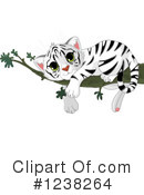 White Tiger Clipart #1238264 by Pushkin