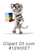 White Tiger Clipart #1290027 by Julos