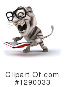 White Tiger Clipart #1290033 by Julos