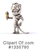 White Tiger Clipart #1330790 by Julos