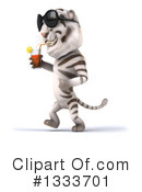 White Tiger Clipart #1333701 by Julos