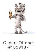 White Tiger Clipart #1359187 by Julos