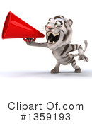 White Tiger Clipart #1359193 by Julos