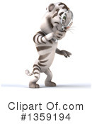 White Tiger Clipart #1359194 by Julos