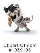 White Tiger Clipart #1359196 by Julos