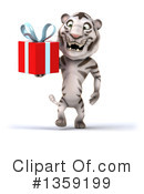 White Tiger Clipart #1359199 by Julos