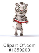 White Tiger Clipart #1359203 by Julos