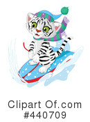White Tiger Clipart #440709 by Pushkin