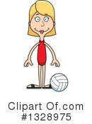 White Woman Clipart #1328975