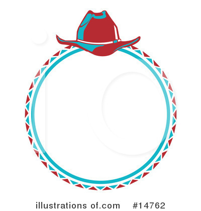 Cowboy Clipart #14762 by Andy Nortnik