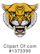 Wildcat Clipart #1373396 by AtStockIllustration