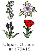 Wildflowers Clipart #1179419