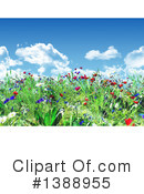 Wildflowers Clipart #1388955