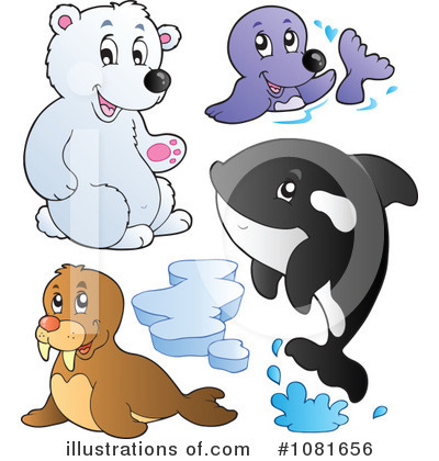 Orca Clipart #1081656 by visekart