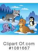 Royalty-Free (RF) Wildlife Clipart Illustration #1081667