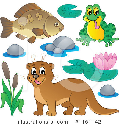 Royalty-Free (RF) Wildlife Clipart Illustration by visekart - Stock Sample #1161142