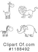 Wildlife Clipart #1188492 by Hit Toon