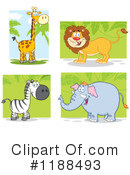 Wildlife Clipart #1188493 by Hit Toon
